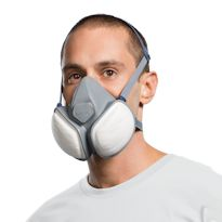 mask for protection against gas,vapour & dust