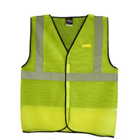 Hi Vis Clothing : 24/7-1330A-Mesh