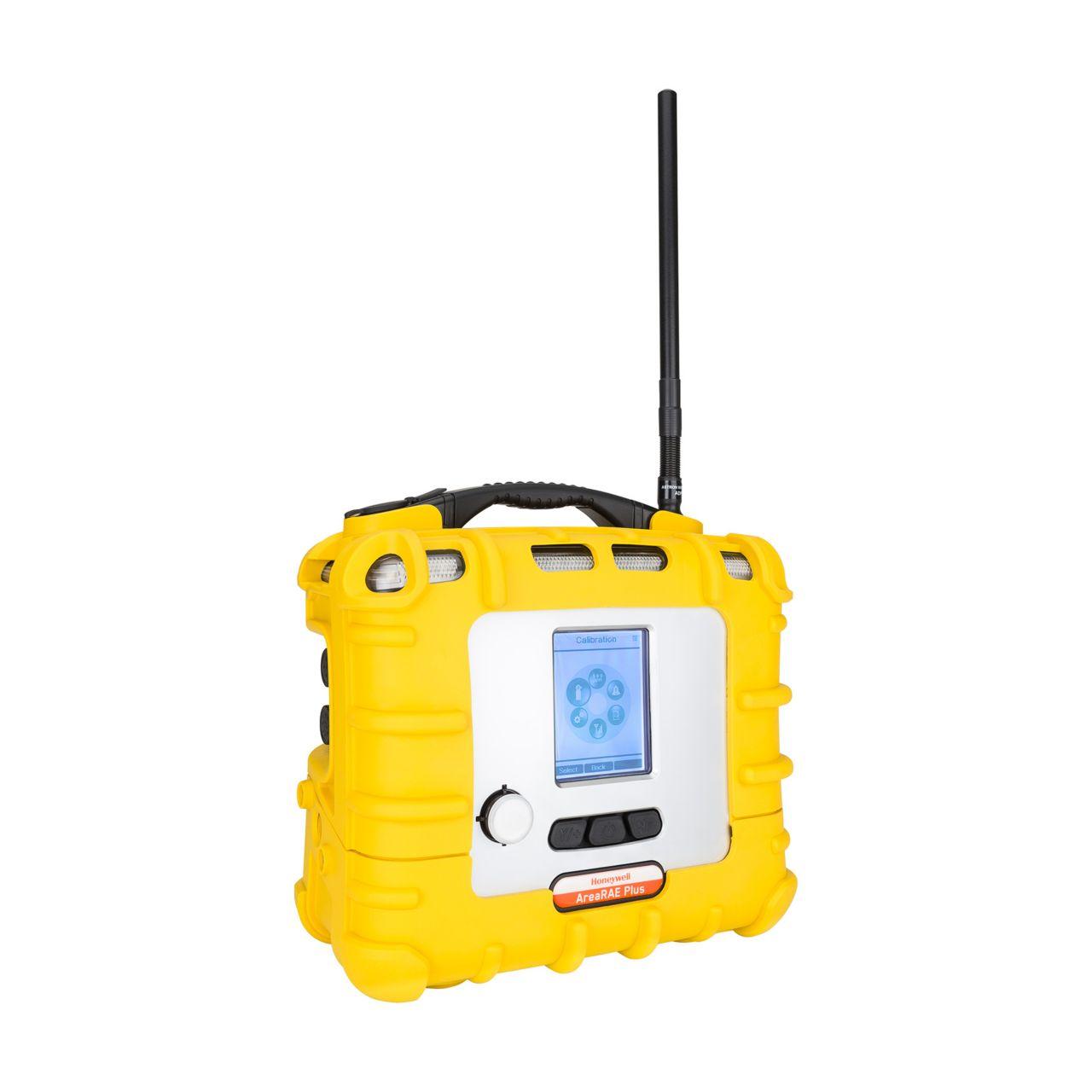 Multi Gas Monitor : AreaRAE Plus
