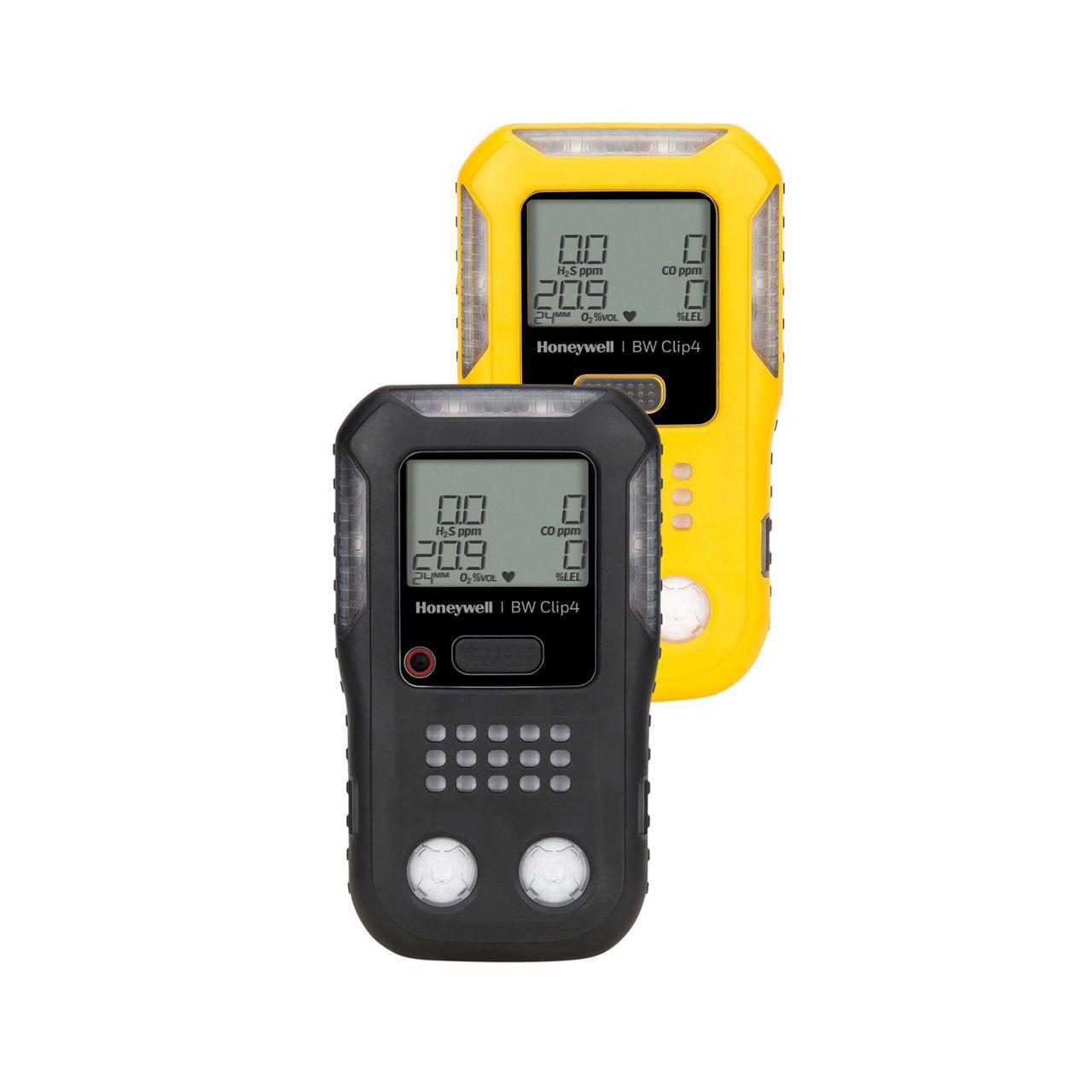 Multi Gas Monitor : BW Clip4
