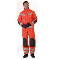 USAR: Urban search and rescue Rescue trouser and jacket
