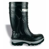 Thermal / Insulated safety footwear: CFR-Thermic Black Thermic Black S5 CI HRO CR AN M SRC