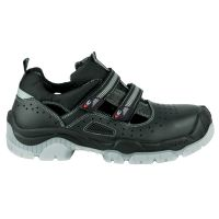Safety Shoes: CFR-WOLFSBURG S1 P SRC, 12 Mondopoint