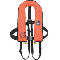 Life Jackets: Crewfit Twin 2010 Light and flexible twin chamber Lifejacket