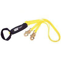 1240540 EZ StopII Arc-Flash Shock Absorbing Lanyard