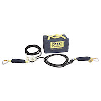 2200400 Sayfline Horizontal Lifeline System for use with Mobi-Lok Vacuum Anchors