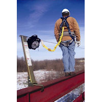 7605060 EZ-Line Retractable Horizontal Lifeline System