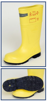 Protection equipment ppe foot protection electrical safety footwear