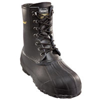 RW-105 Industrial strength boots with replaceable liners, Steel toe, ASTM/CSA, Waterproof