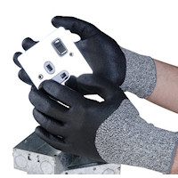 Dyflex N Knitted Glove with Nitrile Coating