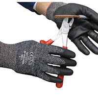 Dyflex Plus Seamless Knitted Glove with Polyurethane Palm Coating