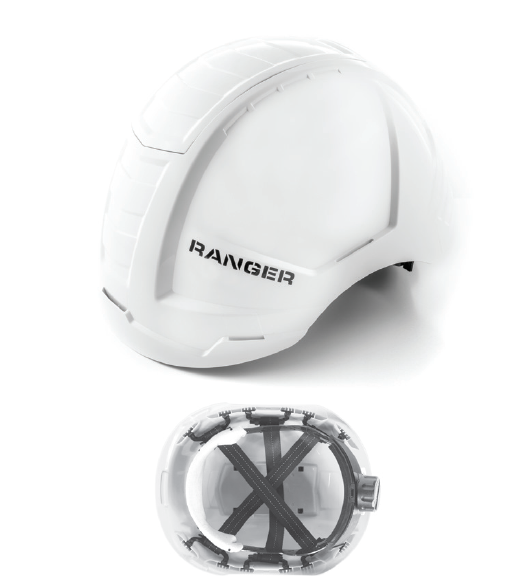 E-RANGER Quality helmets designed for specialist work