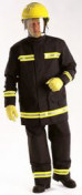 Fire Coat and Trousers: Ergotech  Fire coats and trousers with latest design and technology.