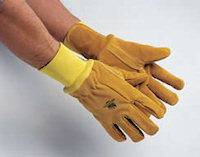 Firefighting Gloves : Firefighters Glove 1