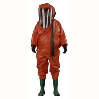 Re-Useable: GTB Type 1 Suit A fully encapsulating Type1A Gas Tight Suit.