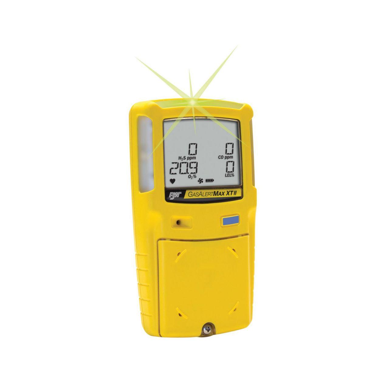 Multi Gas Monitor : BW Max XT ll