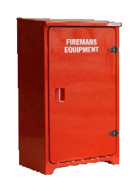 JO-JB10FE Fireman Equipment Storage for 1x sets