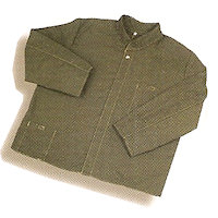Contact & Radiation Heat Protection: Jacket Contact Heat upto 600<SUP>o</SUP>C