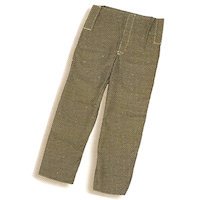 Contact & Radiation Heat Protection: Trouser Contact Heat upto 600<SUP>o</SUP>C
