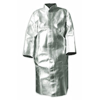 Contact & Radiation Heat Protection: Heat Protection Coat Radiation Heat upto 1000<SUP>o</SUP>C