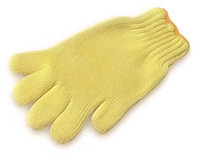 Thermal protection gloves - Hot: Kevlar Double-Knit Glove Contact heat upto 350<SUP>o</SUP>C