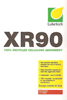 11-1034 XR90 100% Recycled Cellulose Absorbent