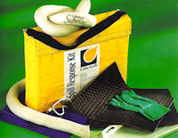 24-1010 Vinyl Holdalls Oil-only Spill Response Kit