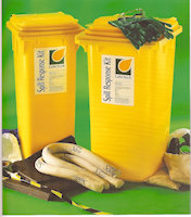 24-1120 2-wheeled bins Oil-Only Spill Response Kit