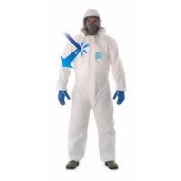 Disposable Clothing: MICROGARD 2000 COMFORT Meets Type 5, 6, EN1073-2 Class 2, EN1149-5 Anti-static