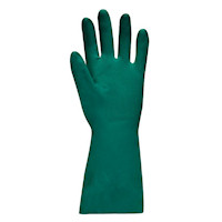 Nitri-Tech II Nitrile Synthetic Rubber Glove - Flock Lined or Unlined