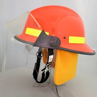 Structural Helmets: Pacific F3CXL Fire Fighting helmet to NFPA & EN Standard