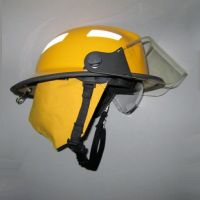 Structural Helmets: Pacific F6 EP Structural Fire Fighting helmet to NFPA & EN Standard
