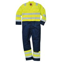 Coveralls: PW-BZ7 Hi Vis Anti-Static Bizeld™ Coverall