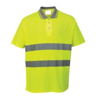 Hi Vis Clothing: PW-S171 Cotton Comfort Polo Shirt