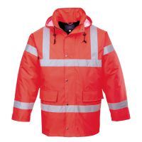 Hi Vis Clothing: PW-S460 Hi-Vis Traffic Jacket