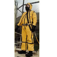Pemex 2000 Air Cooled Suit with Face Mask and Air Control Belt Air cooled cowl suit is for use in climatic conditions where air cooling to the wearer is desirable
