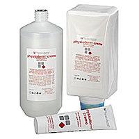 physioderm creme White, refatting cream, type W/O emulsion, fragranced, silicone-free
