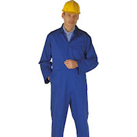 Coveralls: PW-C030 CE SAFE-WELDER Coverall