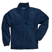 PW-F207 Fleece Top 1/4 Zip