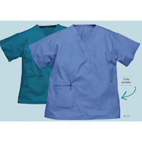 PW-HC10 Scrub Top