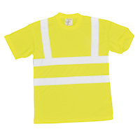 Hi Vis Clothing: PW-S478 EN 471 HiVis T-Shirt
