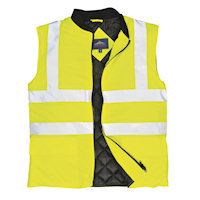 Hi Vis Clothing: PW-S499 Sealtex Ultra Bodywarmer
