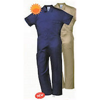PW-S996 Short Sleeve Coverall