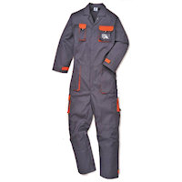 PW-TX15 Texo Contrast Coverall