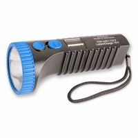 PowerLux LED Compact torch with 3 Watt Power LED