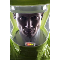 Powered Air Suits: Powered Respirator Protective Suit Gas tight chemical protective suit for use by emergency response personnel after a CBRN incident.