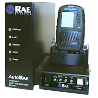AutoRAE Automated Bump Test and Calibration Station