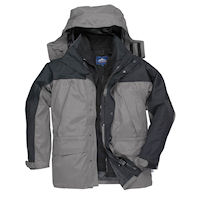 PW-S532 Orkney 3-in-1 Breathable Jacket