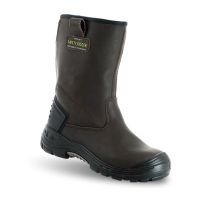 Rigger Boots: BOREAS2 S3 Specifically for the oil and welding industries