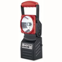 AccuLux SL 6 LED Set New: Hand lamp with 3 Watt Power LED and a powerful beam-focus; separate charger